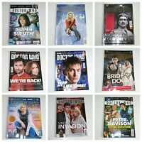 Doctor Who Magazine    David Tennant 10th Doctor Jodie Whitaker Tom Baker