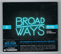 ♫ - RED STAR ORCHESTRA - BROADWAYS - 2016 - 14 TITRES - NEUF NEW NEU - ♫