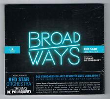 ♫ - RED STAR ORCHESTRA - BROADWAYS - 2016 - 14 TRACKS - NEUF NEW NEU - ♫