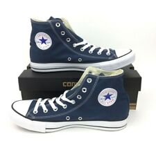 1df6ff490918c3 Converse Chuck Taylor All Star Hi Shoes Sneakers Boston Navy Blue Mens Size  11.5