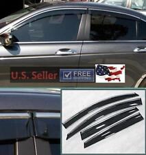 OE Style Window Vent Visors Sun Rain Wind Deflectors  for 2013-2017 Toyota Rav4