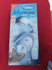 Brand New Galaxy Mystique Deluxe 9.5KW Electric Shower