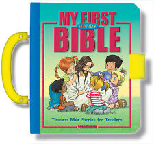My First Handy Bible (Timeless Bible Stories for Toddlers) - Retail $14.99