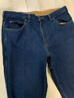 Duluth Heavy Weight Jeans 38x32 Straight Fit