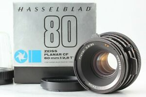 [CLA'd MINT in Box] Hasselblad Carl Zeiss Planar 80mm F2.8 T CF Lens From JAPAN
