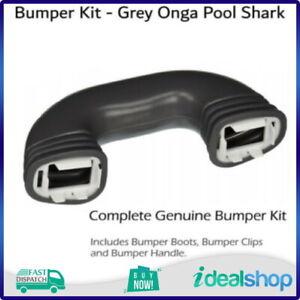 Pentair GW7511 Gray Bumper Kit for PoolShark Cleaner GW7700 Bumper Clips & Boots