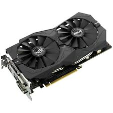 ASUS ROG Strix GeForce GTX 1050Ti Gaming Grafikkarte (Nvidia, 4GB, GDDR5, PCIe)