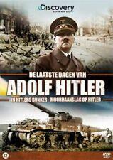 De Laatste Dagen Van Adolf Hitler - new seald dvd  WW2