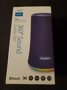 Soundcore Flare 360 Wireless Speaker  Anker, Bluetooth Portable waterproof