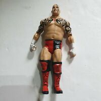 RARE WWE LORD TENSAI MATTEL BASIC SERIES 28 WRESTLING FIGURE ALBERT