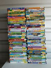 Wholesale Lot Of 70 Kids DVDs