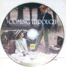 Helen Mirren 'COMING THROUGH' (DVD,1985) [DISC ONLY] 1980s ROMANCE/ LIKE NEW/ R4