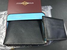 Joseph Abboud Men's Black Wallet Passcase