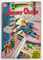 Superman's Pal Jimmy Olsen #39 1959 Silver Age DC Comic Curt Swan -c/art