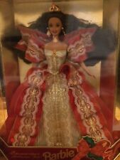 Happy Holidays Weihnachts Barbie Special  Edition Mattel 17832