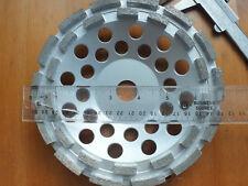 Diamond Grinding Cup Wheel duble row 7 Inch