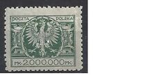 polen mi 200 c (1924) postfris xx