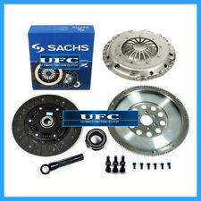 SACHS-UFC STAGE 2 CLUTCH KIT & RACE FLYWHEEL VW GOLF JETTA 1.8T TURBO 1.8L 5-SPD
