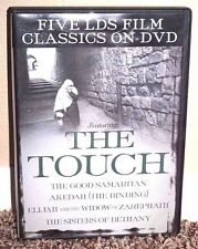 FIVE LDS FILM CLASSICS The Touch, Good Samaritan, Akedah and More DVD MORMON