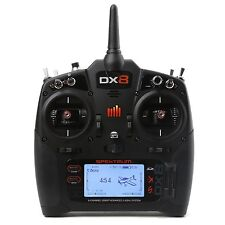 Spektrum DX8 8-Channel DSMX Transmitter Gen 2, Mode 2 - SPMR8000