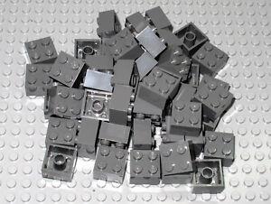 LEGO Bricks  2x2 x 50 pcs - Dark Bluish Gray - New! -Star Wars,City,Friends