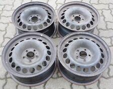 4 Stahlfelgen für Audi A4 - B8/B81, 7J x 16 ET 39, für 205/60 R16 und 225/55 R16