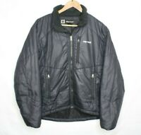 Marmot Men's Black Soft Shell Full Zip Jacket Size L