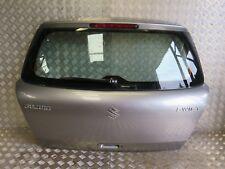 2009 Suzuki Swift Tailgate Boot Lid (Silver)