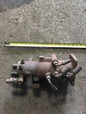 MINI Micro Escavatore con centro rotativo IDRAULICO MOTORE comune £ 300 (pezzi di ricambio) 8