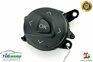 13-18 Ford Focus Steering Wheel Control Switch Left OEM CV6Z9C888A
