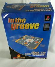 Red Octane In the Groove Dance Pad Controller for Playstation 1 PS1/PS2