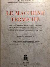 Mario Medici - Le macchine termiche