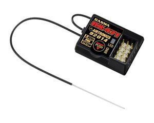 Sanwa RX-471 Empfänger SAN107A41111A M17, M12, MT-44, Exzes ZZ, MT-S, MT4-S,