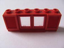 LEGO 646 @@ Window 1 x 6 x 2 with Shutters 349 350 355