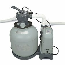 Intex Krystal Clear 2650 GPH Saltwater System & Sand Filter Pump Pool Set Parts