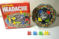 Milton Bradley Dice Board & Traditional Games