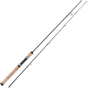 So Easy V6 Lite IM8 Carbon Spinning Rod - Crappie, Trout, Bass~2-pc~FREE Ship
