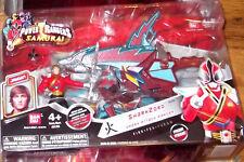 Power Rangers Samurai SHARKZORD shark zord water KEVIN Bandai MIB