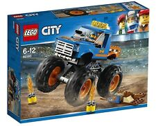 LEGO CITY VEHICLE MONSTER TRUCK 60180 - NEW/BOXED/SEALED