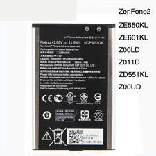 "Original C11P1501 Battery For ASUS ZenFone2 Laser 5.5""/6""  ZE550KL ZE601KL Z00LD"