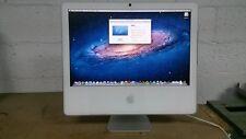 """20"""" Apple iMac A1207, Late 2006, Intel Core 2 Duo 2.16GHz, 4GB, 250GB, DVD-RW"""