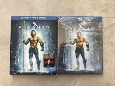 Aquaman (Blu-ray + DVD + Digital, Bilingual)