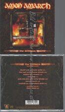 CD--AMON AMARTH--THE AVENGER-REMASTERED | ORIGINAL RECORDING REMASTERED