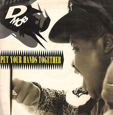 D MOB - Put Your Hands Together - 1989 - FFRR - FX 124 - Uk