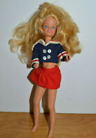 """VINTAGE SKIPPER DOLL 1978 MATTEL WITH CLOTHES 10"""" TALL"""
