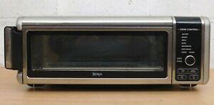 Ninja SP101UK Foodi 8-in-1 Flip Mini ovens & Hob Free Standing Stainless Steel