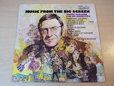 EX- !! Norrie Paramor & His Orchestra/Music From The Big Screen/1971 Contor LP