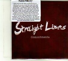 (DU293) Straight Lines, Commitments - 2012 DJ CD