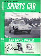 Sports CAR + LOTUS proprietario 6/58 AUSTIN 7 SPECIALE LMW Healey Sprite Lotus 7 & Elite