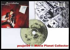 """CHRIS WHITLEY """"Terra Incognita"""" (CD) 1997"""